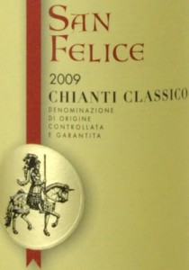 San Felice Chianti Classico DOCG 2009