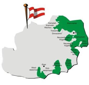 burgenland karte