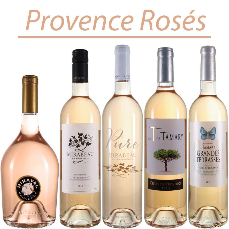Rosé aus der Provence