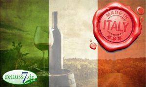 Italienische Rotweine