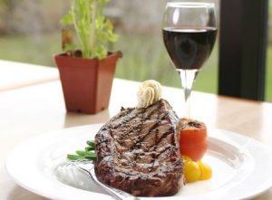 Steak & Wein