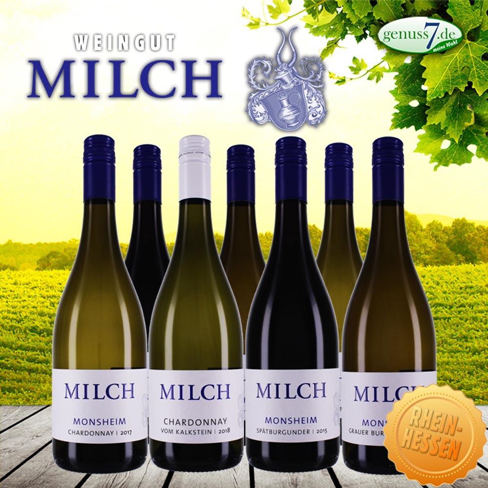 Weingut Milch Rheinhessen